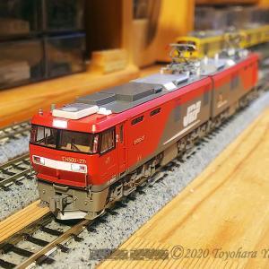 NゲージEH500 DCCトラブル[鉄道模型]