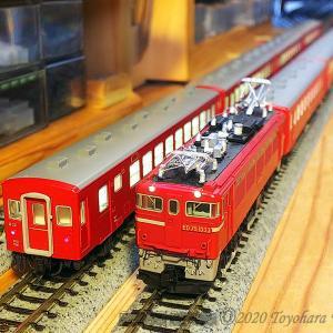 KATO 50系盛岡車編成の整備 [鉄道模型]