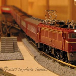 TOMIX ED75 1033の整備 [鉄道模型]