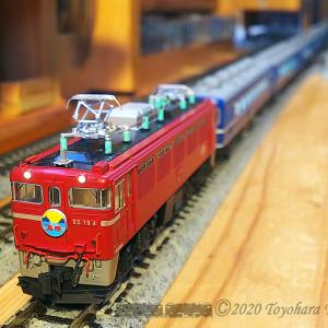 KATO ED79+14系500番台 快速海峡 [鉄道模型]