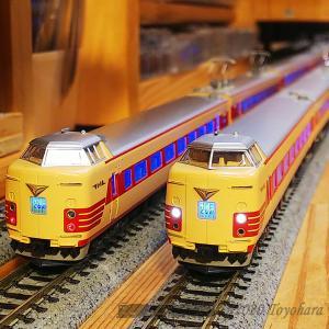 KATO 381系の整備(1) [鉄道模型&実車]