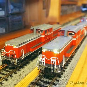 KATO DD51 759整備 [鉄道模型&実車]