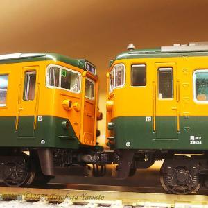 KATO 113系 唯一の2桁アドレスで焦った話[鉄道模型]