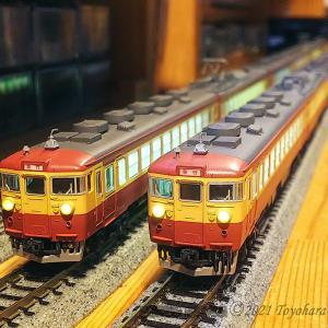 KATO 455/457系の整備 [鉄道模型]