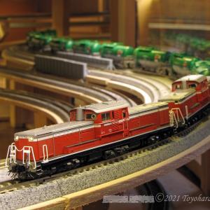 KATO タキ1000 交代というより補修になった.. [鉄道模型]