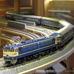 KATO EF65FのDCC基板載せ換え [鉄道模型]