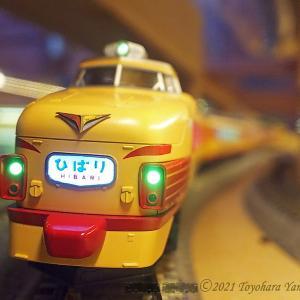 KATO 485系 ボンネットの通風口 [鉄道模型]