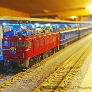 KATO ED79の台車が溶けた..(汗) [鉄道模型]