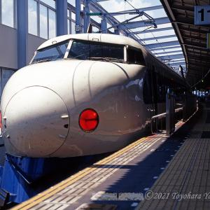 晩年の0系新幹線