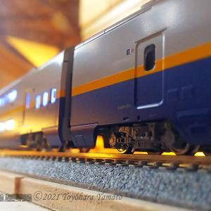 KATO E4系新幹線Max 車輪交換の顛末 [鉄道模型]