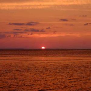 晴れの地を探してサロマ湖へ