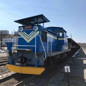 炭鉱列車 最後の営業運行