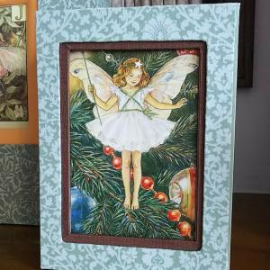 クリスマスツリーの妖精