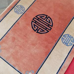 玄関のインテリア  ―絨毯―