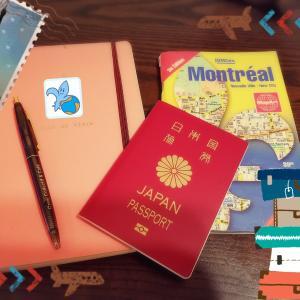 モントリオールのオリジナルガイドブック