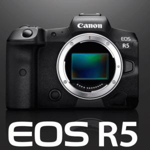 キヤノン「EOS R5」はゲームチェンジャーになるか?ソニー切り崩しに向けて反転攻勢