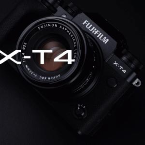 富士フイルム「X-T4」は世界最速の連写性能と最短0.02秒のAF性能!「α6600」「X-T3」と徹底比較