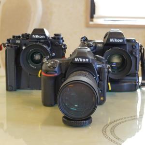 フィルム時代の銘玉「Ai AF NIKKOR 180mm F2.8 ED」は小型軽量で優れた描写力だった!Web写真展「変貌する渋谷」