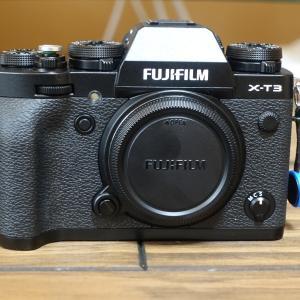 私がフジフィルムX-T3を買った理由!フルサイズにも負けないAPS-C最強のカメラ