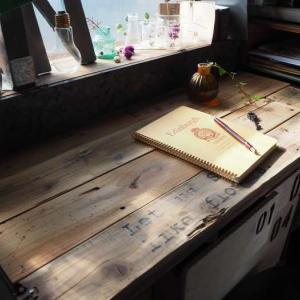 【後編】板壁に使ってた板を置床的なカバーとして再利用する。。。