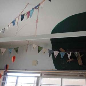 個室だけど・・・さらに個室感増し増しにする横の板☆娘部屋セルフリノベ