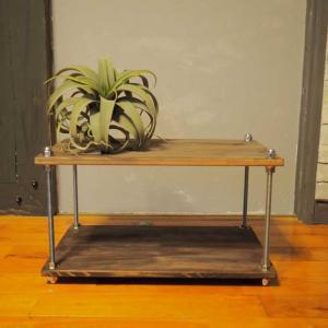 【後編】ボルトラックワゴン(テーブル)を初めて作ってみました