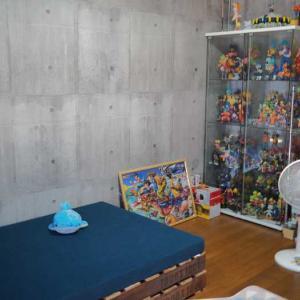 完成インテリア編☆甥っ子のお部屋を男の隠れ家風趣味部屋にリノベーション
