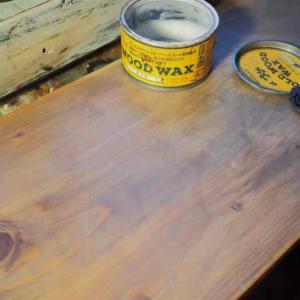 【前編】キッチン横に折り畳めるカウンタースペースを作る♪