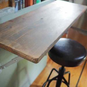 【後編】キッチン横に折り畳めるカウンタースペースを作る♪
