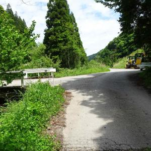 奥深き富山市南部の漫遊【その3】 ~謎の林道完抜なるか①