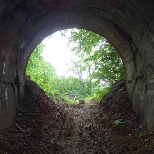 山の神隧道と旧峠道 2020【後編】 ~富山県南砺市利賀村・平村