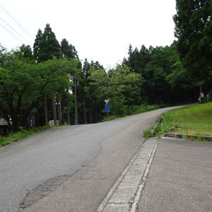 閑乗寺公園~八乙女山~オムサンタの森スキー場跡へ 【富山県南砺市】
