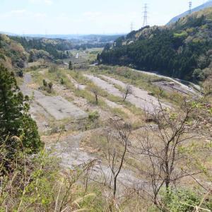 白石鉱山跡上部エリア 《その2》 【三重県いなべ市】