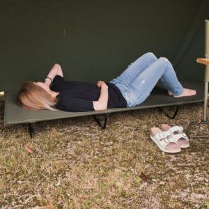 DODバッグインベッドのレビュー!組み立てやすさ・サイズ・寝心地・価格のバランスが完璧!