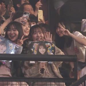 【悲報】宮脇さくらが観覧に来るも、HKT48 シングル発表なく コンサート終了wwwwwwwwwwwwwwwww