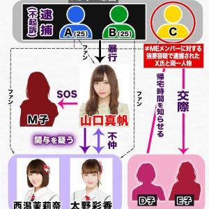 指原莉乃プロデュースアイドルに強要で逮捕・・・犯人「NGT48の厄介グループの一員」、山口さん正しかった!!