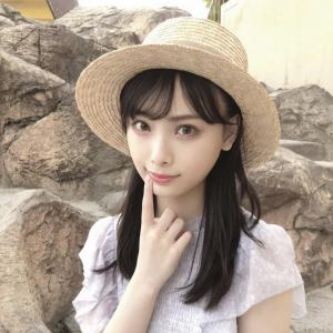 【NMB48】「可愛いの暴力!」梅山恋和(16)、美しい麦わら帽ショット公開!「透明感凄すぎて透けてみえる」絶賛の声  [ジョーカーマン★]