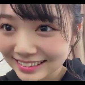 黒田楓和ちゃん可愛いなあ 確実に近い将来、選抜入りするね、この子《NMB48》