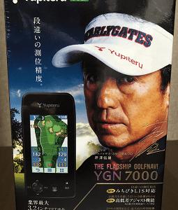 ゴルフナビ紹介『ユピテル ゴルフナビ(YUPITERU YGN7000)』1画面で見るだけ、段違いの精度を実感せよ!