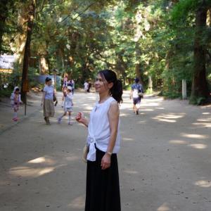 鹿島神宮とメロンの産地