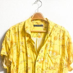 着物からアロハシャツ。