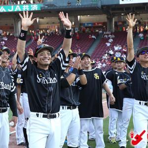 【野球】パCS・ファイナルS  ソフトバンク4連勝で日本シリーズ進出!