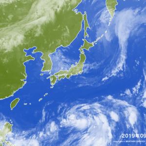 【気象】台風19号の被害が広がる中、新たな熱帯低気圧が発生