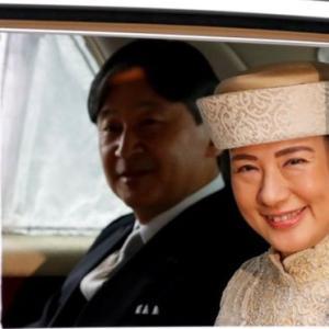 【速報】天皇陛下即位に伴う祝賀パレード 政府は台風対応のため延期の方向で調整
