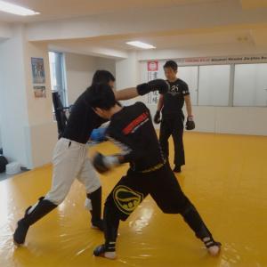 格闘技を楽しむ週末!