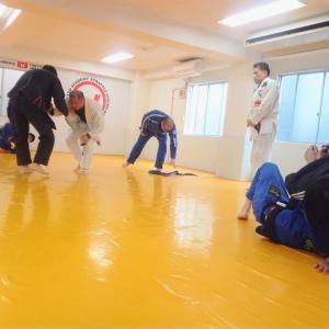 明日、24日(金)から全日本マスター柔術選手権です!