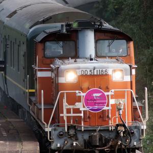 DD51牽引 特別なトワイライトエクスプレス