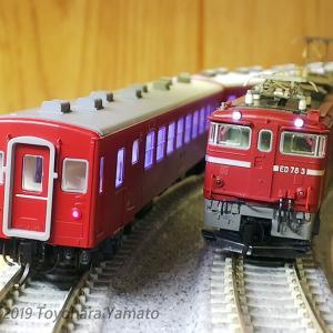 N-Gauge KATO 50系客車 編成内容など