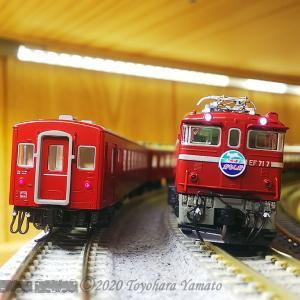 N-Gauge KATO 50系客車(秋田車)の整備
