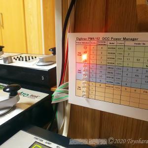 N-Gauge DCCショート検知機PM42増設